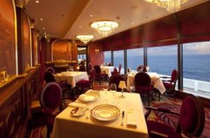 Dining at Sea