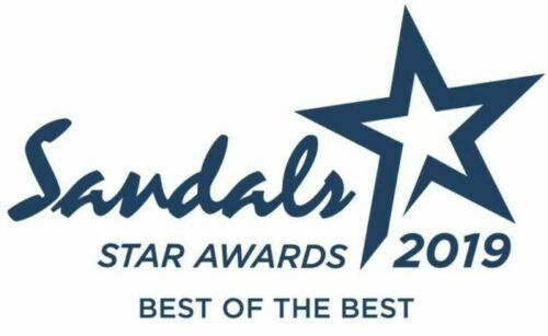 Sandals Star Awards Winner 2019